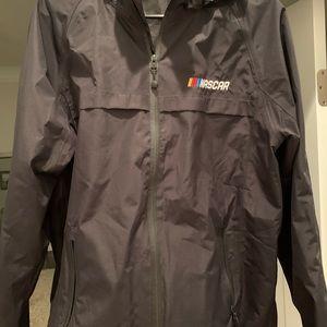 NASCAR Rain Jacket - Port Authority Men's Sz. M